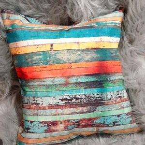 Gorgeous Rustic Accent Pillow